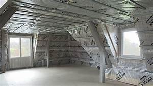 Isolation des combles isoler des combles en renovation for Faut il mettre un pare vapeur sous parquet