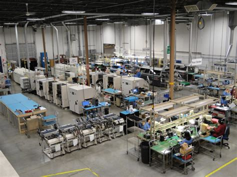 Electronic Manufacturing Services Ems Selection Guide
