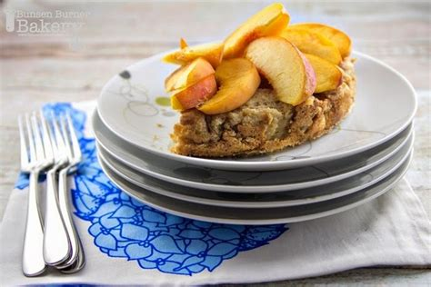 Peach Baked French Toast Casserole