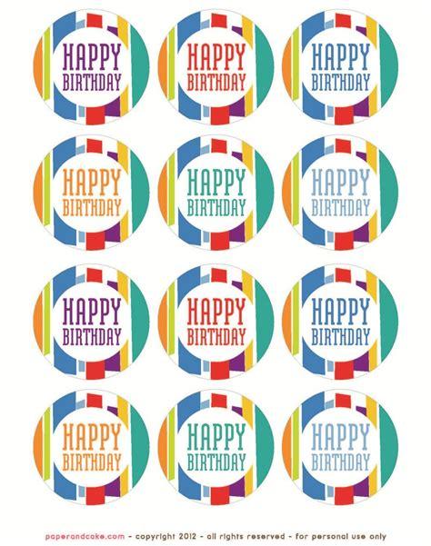 Happy Birthday Decorations Printable freebie friday 15 free birthday party printables