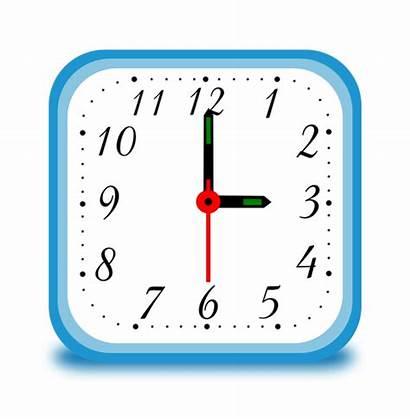 Clock Clipart Three Alarm Hands Wall Clip