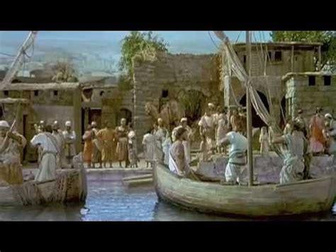jesus calls  fishermen youtube