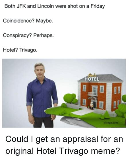 Meme Hotel - funny trivago memes of 2017 on sizzle dont think so
