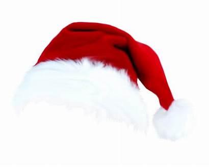 Hat Santa Transparent Christmas Cap Claus Clipart