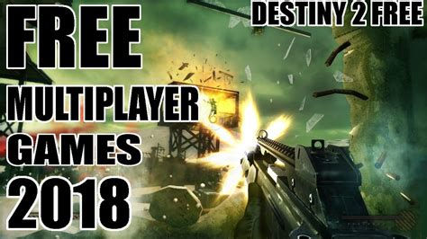 best free multiplayer top 5 free multiplayer for pc 2018