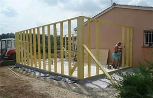 Extension Ossature Bois Prix Au M2 : prix d 39 une extension en ossature bois 2019 ~ Melissatoandfro.com Idées de Décoration