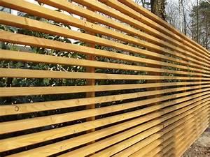 Sichtzäune Aus Holz : 1000 idee n over sichtschutz l rche op pinterest l rchenzaun rode baksteen exterieurs en sch ren ~ Watch28wear.com Haus und Dekorationen