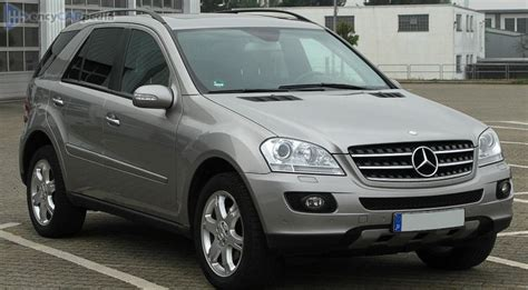 The very best way to ensure you're getting the correct specs is to download the owner's manual which should contain all the information you need, including full specifications of. Mercedes ML 320 CDI 🚘 Tech Specs (W164): Top Speed, Power, MPG + More 2005-2008
