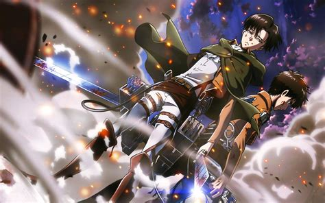 wallpaper anime boys shingeki  kyojin eren jeager