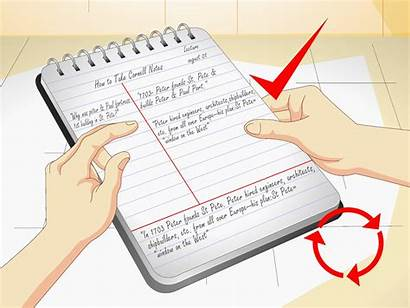 Cornell Appunti Prendere Notes Take Wikihow Step
