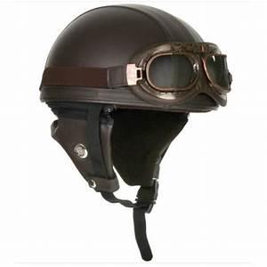 Casque De Moto : casque moto vintage achat vente casque moto scooter casque moto vintage cdiscount ~ Medecine-chirurgie-esthetiques.com Avis de Voitures