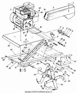 Mtd Task Force Mdl 210 95528 Parts Diagram For Parts