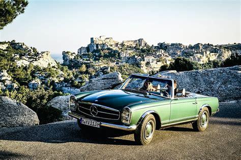 Mercedes-benz Classic Car Travel