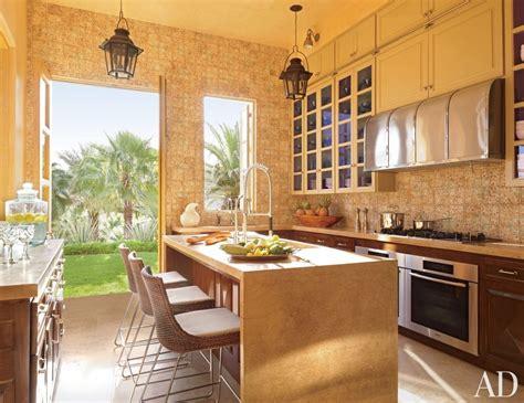 Exotic Kitchen by Marshall Watson Interiors