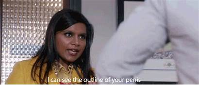Mindy Project Scandal Kaling Tape Face Spoilers