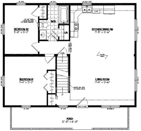 Certified Homes  Mountaineer Deluxe Certified Home Floor