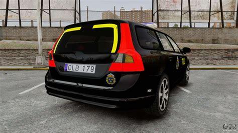 Is Volvo Swedish by Volvo V70 Swedish Tull Els For Gta 4