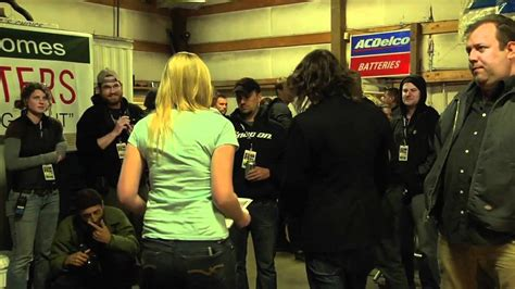 Foo Fighters Garage Tour  Seattle Youtube