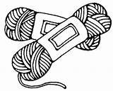 Crochet Yarn Mylot sketch template