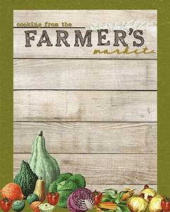 My Creative Place: {Farmers} Market