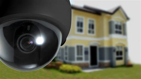 New  Home Security Camera Can Pan And Tilt From Your