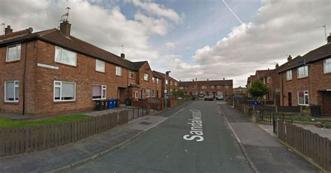 Man arrested after shots fired at house in Wigan ...