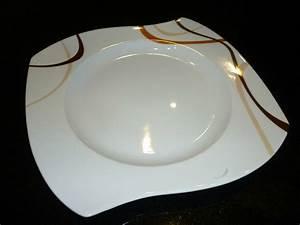Assiette Originale Moderne : tasse et assiette les d lices de th ~ Teatrodelosmanantiales.com Idées de Décoration