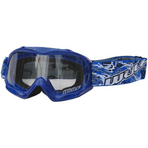 youth motocross goggles wulf cub abstract junior motocross goggles kids children