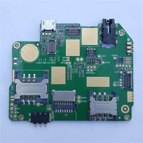 Turnkey Pcb Assembly Printed Circuit Board Android