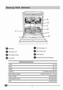 Indesit D63 Dishwasher Download Manual For Free Now