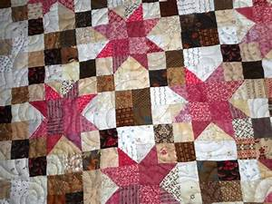 A Free Printable Quilt Pattern: Pinkie Swear