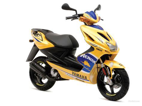 2007 Yamaha Aerox Race Replica