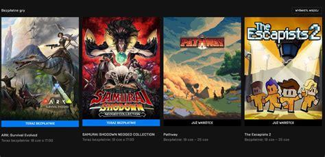 Epic Games Store udostępnił kolejną świetną grę za darmo