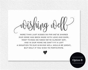 wishing well card wedding wishing well wishing well With wedding invitation wishing well quotes
