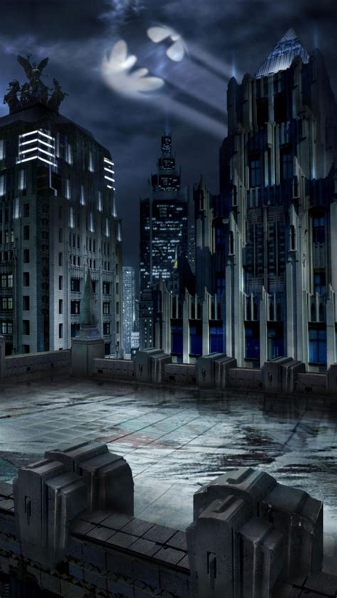 Free download Name High quality photo of Gotham City ...