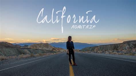 A California Roadtrip Youtube