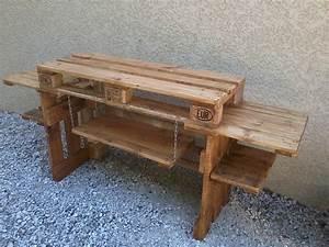 Meuble Pour Plancha : meuble plancha par edpalettes ~ Melissatoandfro.com Idées de Décoration