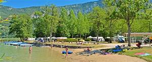 camping avec piscine et lac rhone alpes With camping lac d aiguebelette avec piscine