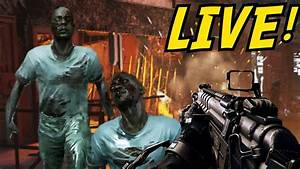 "Call of Duty: Advanced Warfare ""ZOMBIES GAMEPLAY"" - LIVE ..."