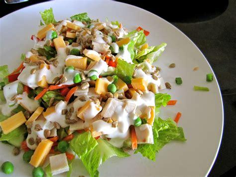 chef salad a piece of cake simple chef salad