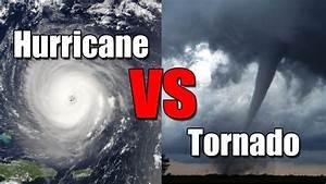 Hurricane Vs  Tornado  What U0026 39 S The Difference