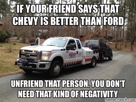 Ford Vs Chevy Meme - chevy vs ford memes 28 images engineereddiesel meme ford powerstroke backup plan 1000 ideas