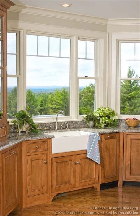 window sink in kitchen country kitchens country kitchen designs and country on 1903