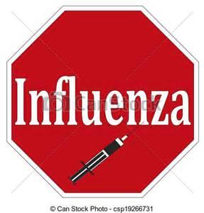 Spreading Flu Clip Art