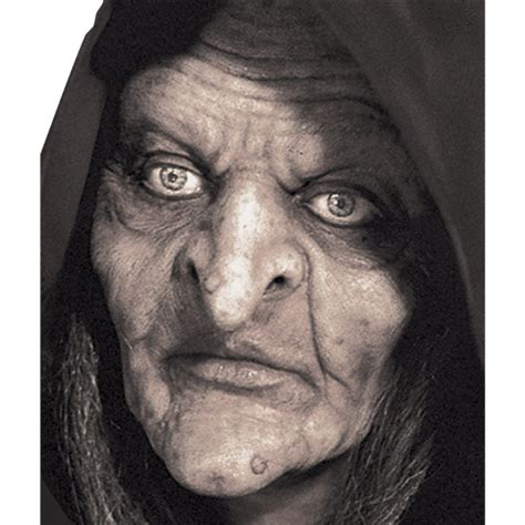 swamp witch foam prosthetic  images witch nose