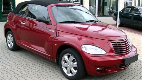 chrysler pt cruiser cabrio 2013 chrysler pt cruiser cabrio