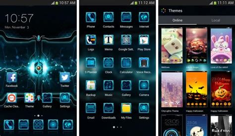 android themes the best android theme apps for free getandroidstuff