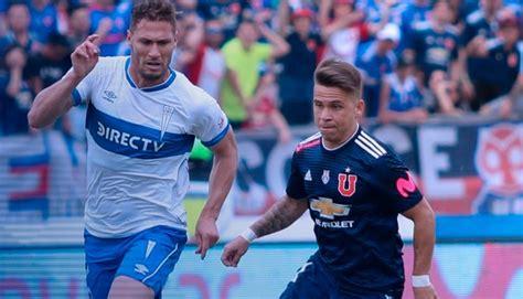 Catolica has so far 4 victories, 4 tie and 2. U de Chile vs Universidad Católica ONLINE EN VIVO vía TV ...