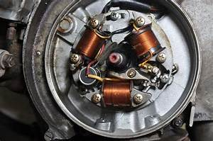 Modern Vespa   Is This A 6v Stator    It Should Be
