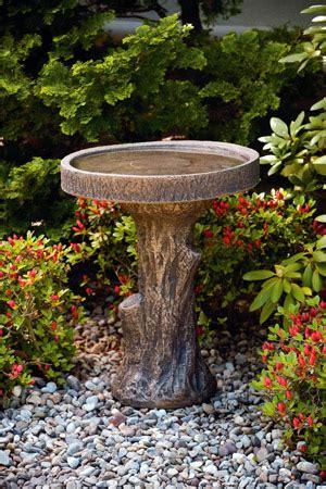 best 28 landscaping around a birdbath growing the